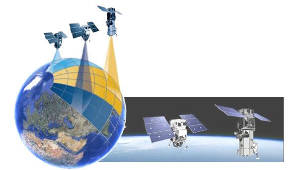 Foto Citra Satelit Citra Satelit Worldview-2
