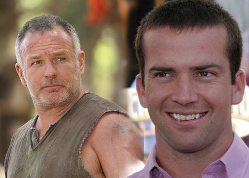 Brian Goodman & Lucas Black