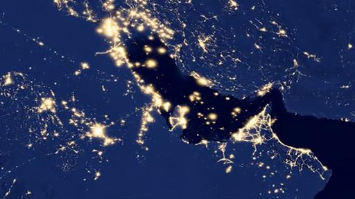 Gambar 4. Kegiatan Eksplorasi Minyak dan Gas di Timur Tengah