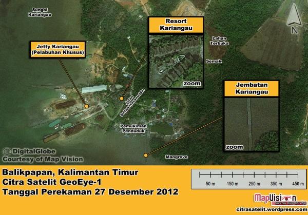 Jual Citra Satelit | Map Vision | citrasatelit.wordpress.com