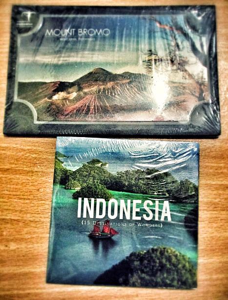 Kalender & CD gratis dari Konsorsium Indonesia In Your Hand