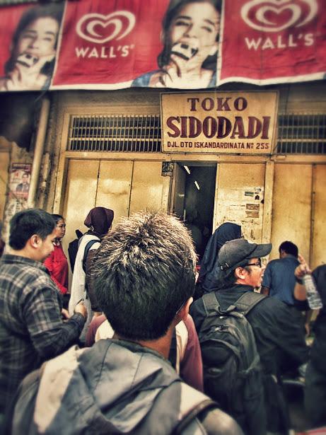 Toko Sidodadi – Toko Roti dan Kue yang berdiri sejak 1954