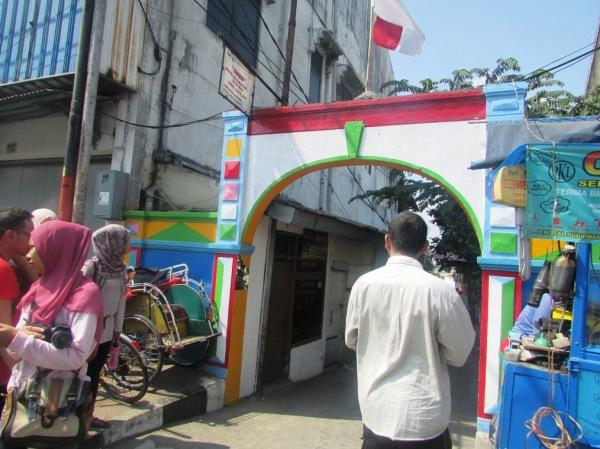 Andir, Pasar Andir, Siti Marijam, Gang Siti Marijam, Kuburan Siti Marijam, Ngaleut Andir